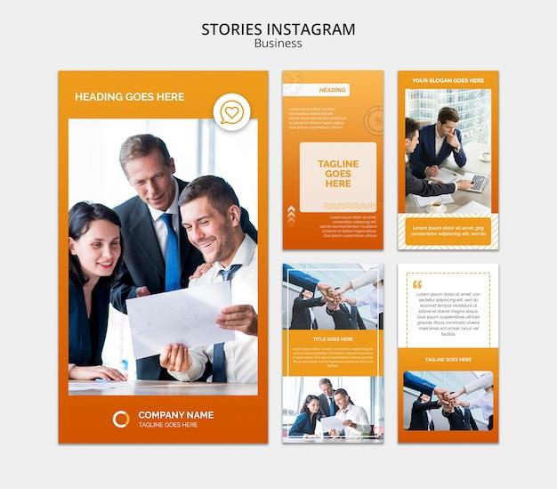 Szablon mediów społecznościowych firmy