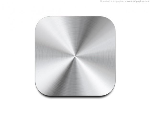 Szablon przycisk metal