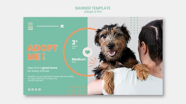 Szablon transparent z adoptuj zwierzaka