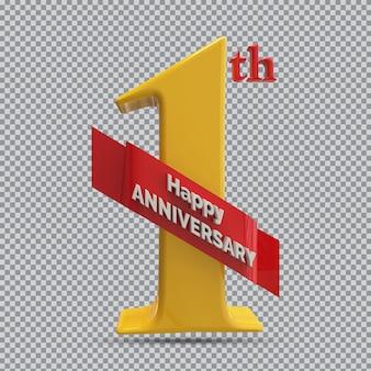 Szczęśliwej rocznicy 1