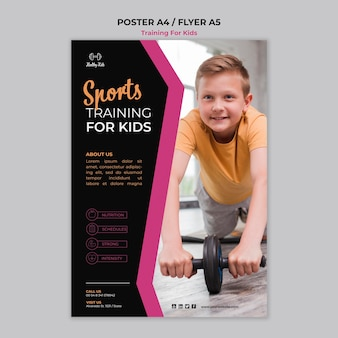 Szkolenie w zakresie projektowania plakatów dla dzieci