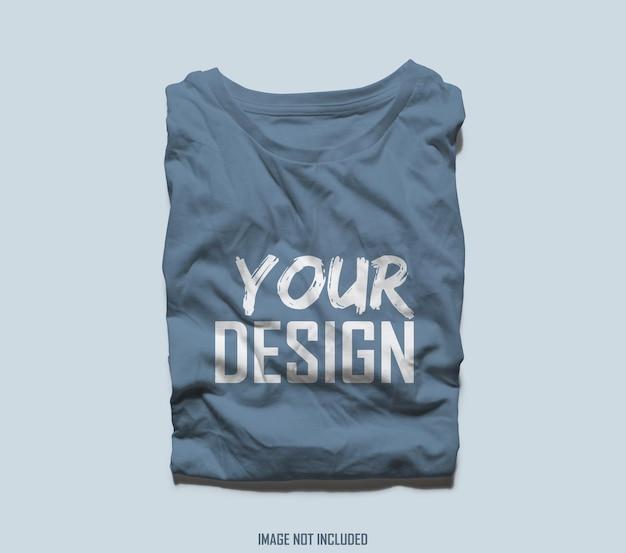 T shirt mockup design rendering