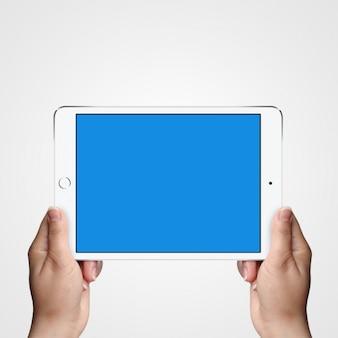 Tablet makiety projektu