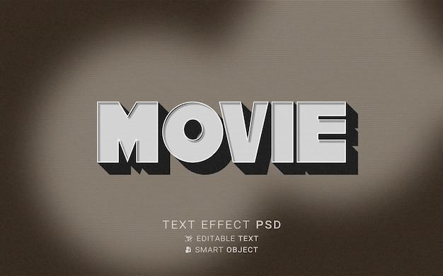 Tekst wpływa na koniec starego projektu filmu