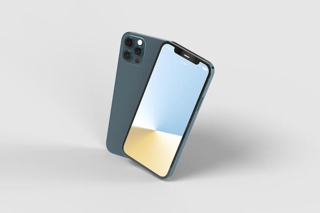 Telefon 12 pro makieta