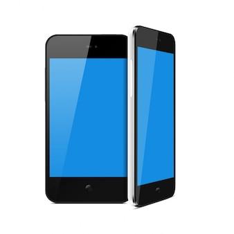 Telefon komórkowy makiety projektowe
