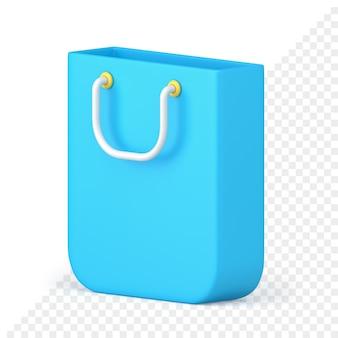 Torba na zakupy 3d ikona