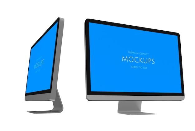 Trójwymiarowy obraz komputera