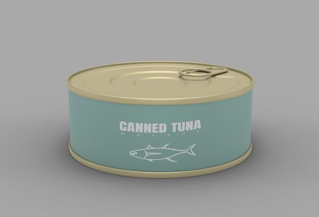 Tuńczyk może renderować 3d makieta