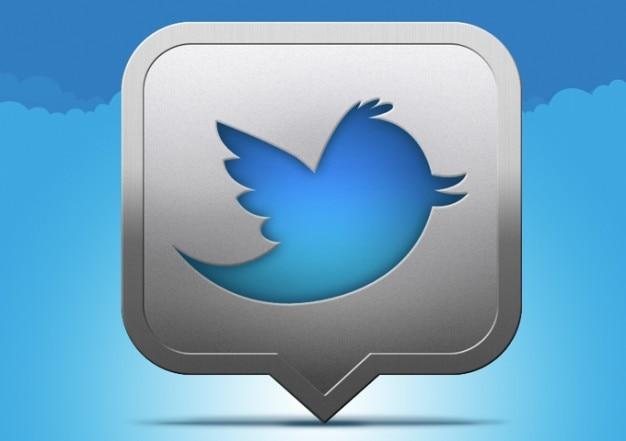 Twitter dla mac ikona