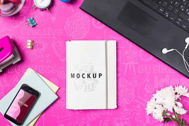 Urządzenia do pracy biurowej jako koncepcja biurka
