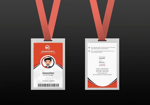 Wielofunkcyjny identyfikator pakietu office