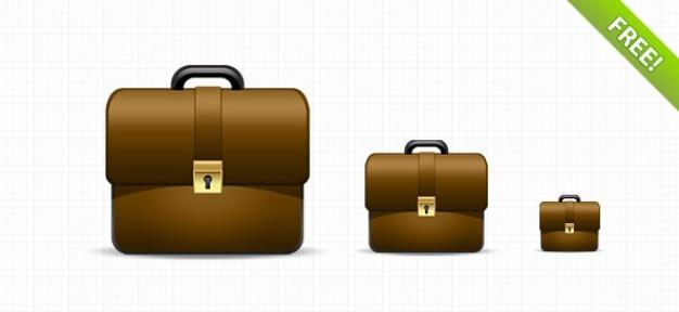 Wolny ikona briefcase