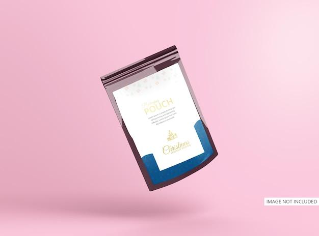 Worek foliowy worek foliowy opakowanie na opakowanie na boże narodzenie