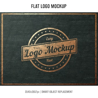 Wytworzone logo stemplowane