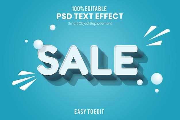Zabawny efekt tekstowy 3d
