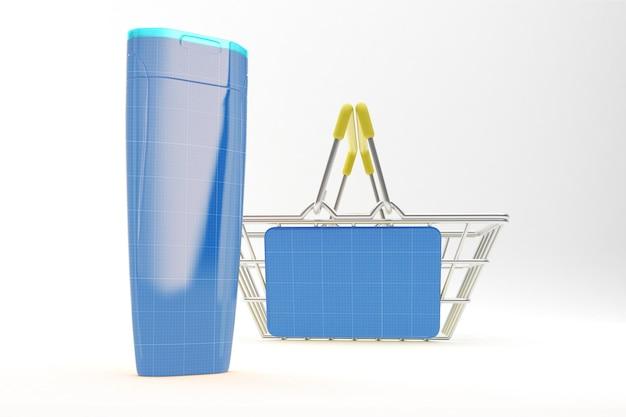 Zakupy szamponu
