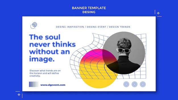 Zaprojektuj szablon banera wydarzenia