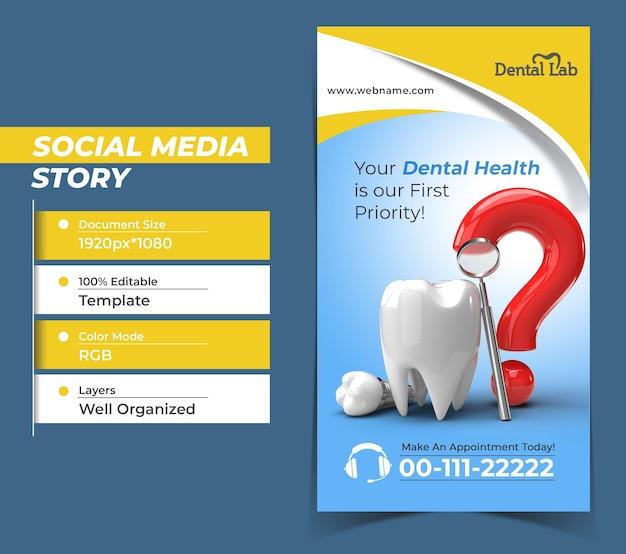 Zęby ze znakiem zapytania implanty dentystyczne chirurgia concept instagr