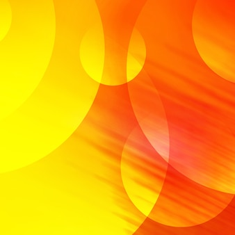 Żółte i pomarańczowe tło