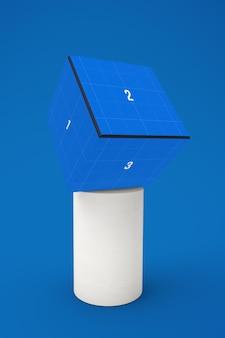 Zrównoważone pudełko