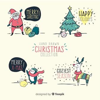 Ładne elementy świąteczne