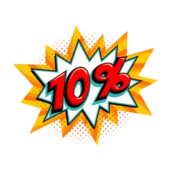 10% zniżki na sprzedaż