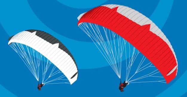 110 paraglide
