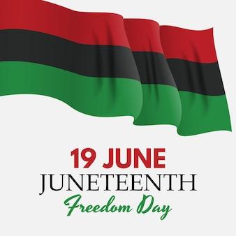 19 czerwca dzień wyzwolenia afroamerykanów, xviii dzień wolności