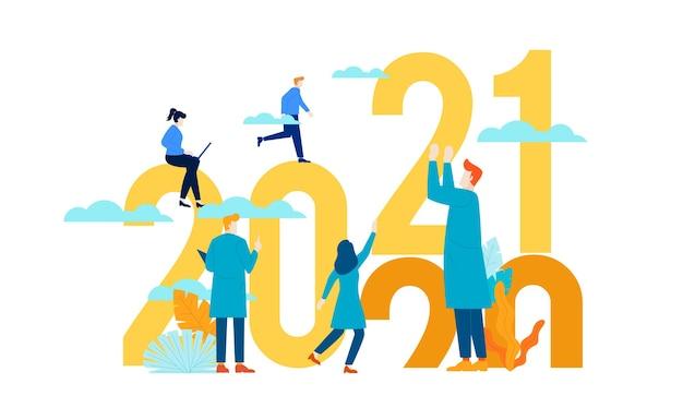 2021 mini ludzi mieszkanie