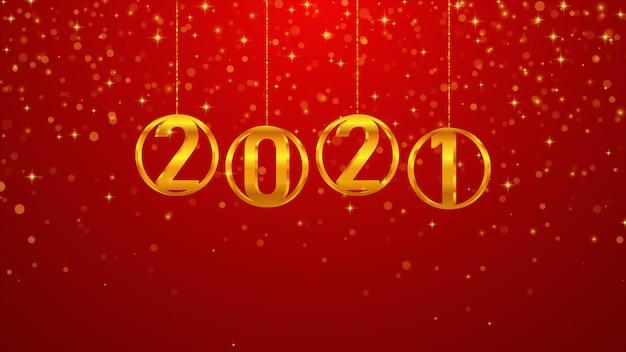 2021 szczęśliwego nowego roku