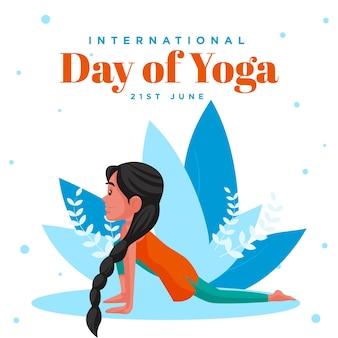 21 czerwca międzynarodowy dzień projektowania banerów jogi