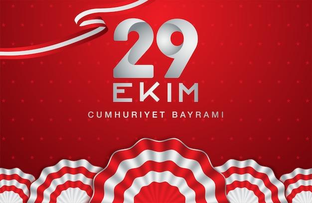 29 października, dzień republiki turcji
