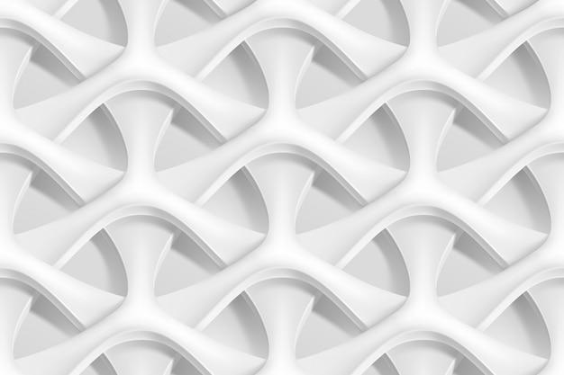3d bezszwowy geometryczny wzór