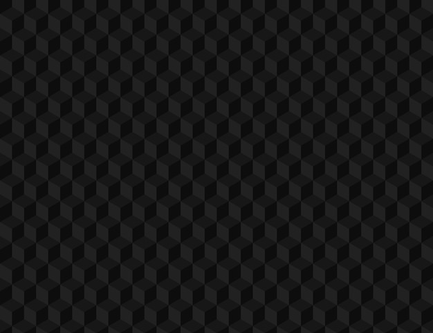 3d czarny wolumen wzór.