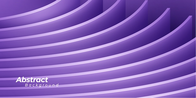 3d fioletowe tło