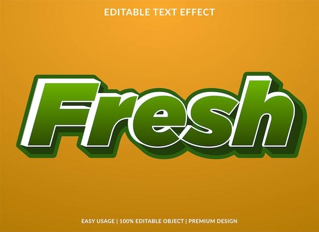 3d pogrubiony efekt tekstowy