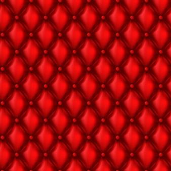 3d realistyczny tapicerki bezszwowy wzór