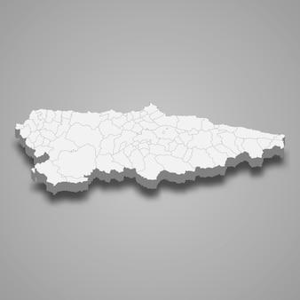 3d region hiszpanii