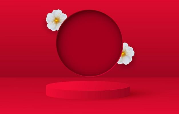 3d render miłości valentine etapów tła lub tekstury