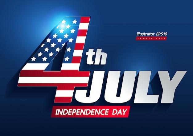 4 lipca dzień niepodległości