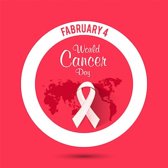 4 lutego Światowy Dzień Walki z Rakiem