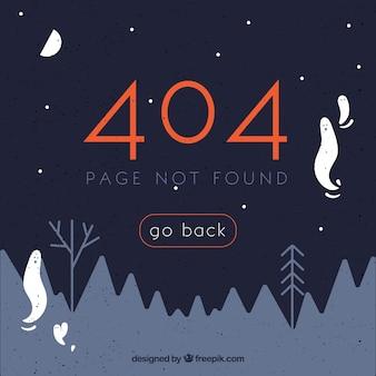 404 Tło Błędu Darmowych Wektorów