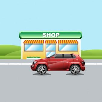 4x4 samochód