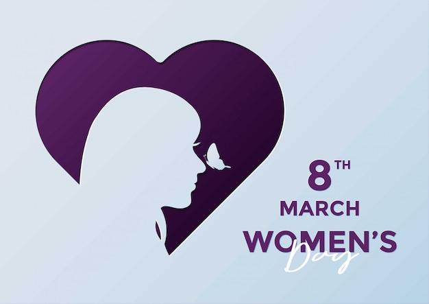 8 marca dzień kobiet ilustracja