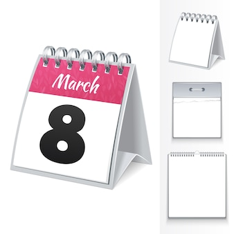 8 marca kalendarz
