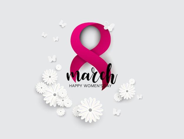 8 marca szczęśliwego dnia matki.