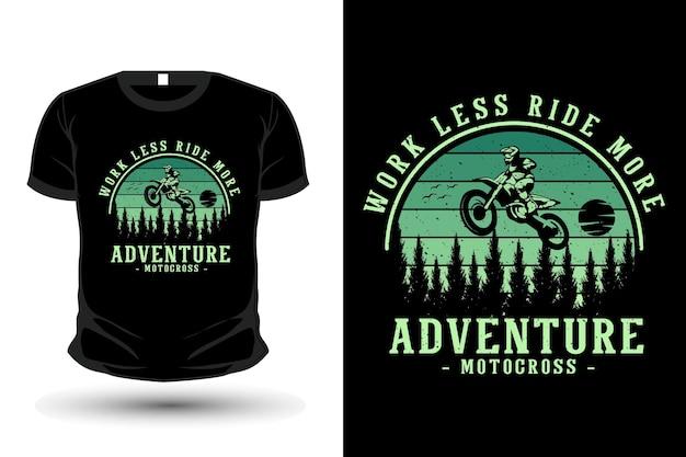 95.hawaii plaża surf raj merchandise sylwetka makieta t shirt design