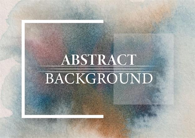 Abstrakcja burnt sienna i prusk blue etc kolor nowoczesny elegancki wzór tła