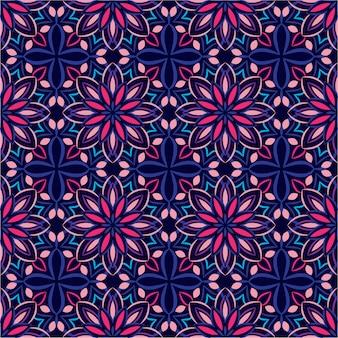 Abstrakcjonistyczna tło ornamentu ilustracja